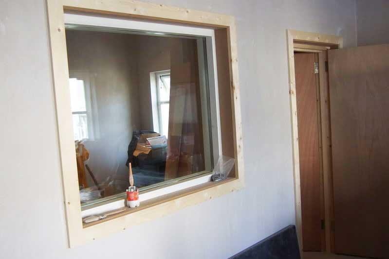 stüdyo penceresi