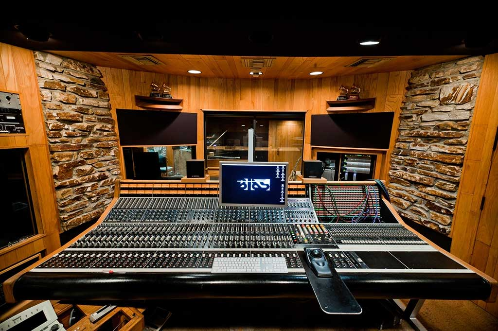 ses kayıt stüdyosu